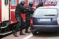 Straż Ochrony Kolei Tactical Unit Assaults the Suspected Vehicle (3038837731).jpg