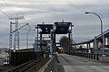 Stralsund, Strelasundquerung, Ziegelgrabenbrücke und Rügenbrücke, 2 (2012-01-26) by Klugschnacker in Wikipedia.jpg