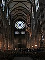 Strasbourg Cathedral central nave looking west.jpg