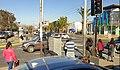 Street entertainment at an intersection (48338685072).jpg