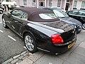 Streetcarl Bentley continental GTC (6437362097).jpg
