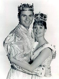 Stuart Damon Lesley Ann Warren Cinderella