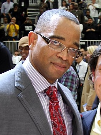 Stuart Scott - Scott in 2010
