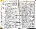 Subačiaus RKB 1832-1838 krikšto metrikų knyga 011.jpg
