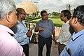 Subhabrata Chaudhuri Directs To Other Officers For Arun Goel Visit - Science City - Kolkata 2018-09-23 4268.JPG