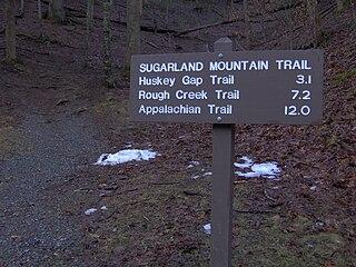 Sugarland Mountain Trail