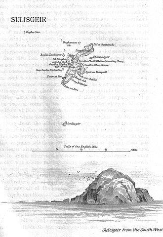 Sula Sgeir - Image: Sula sgeir island