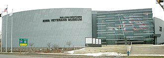 Waterloo, Iowa - Sullivan Brothers Iowa Veterans Museum (2011)