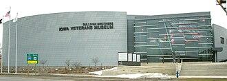 Waterloo, Iowa - Sullivan Brothers Iowa Veterans Museum (2011)