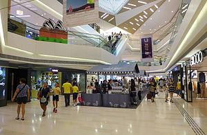 YOHO Mall - Atrium after renovation in 2013