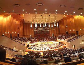 List Of Concert Halls Wikipedia