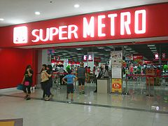 List of supermarket chains in the Philippines - Wikipedia