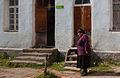 Svaneti Woman in Violet-Purpurinė moteris (3872443524).jpg