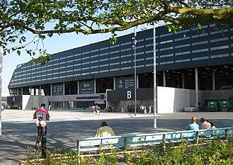 2009 UEFA European Under-21 Championship - Swedbank Stadion without the Swedbank Stadion logo.