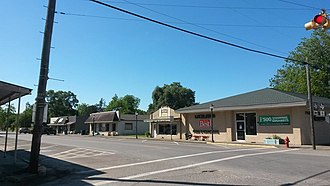 Sweeny, Texas - Downtown Sweeny
