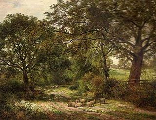 David Payne (artist) Scottish landscape painter