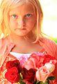 Sweet Little Girl with Roses.jpg
