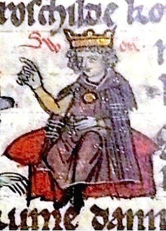Sweyn III of Denmark - Image: Swen