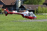 Swiss Helicopter AG Guimbal Cabri G2 HB-ZLJ (26998501476).jpg