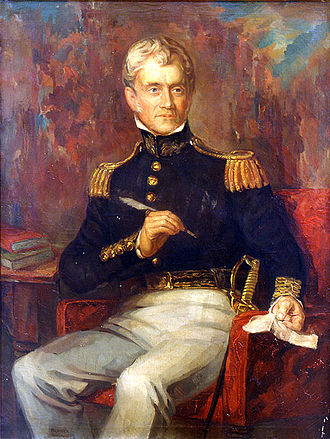 Superintendent of the United States Military Academy - Sylvanus Thayer (1817–1833)