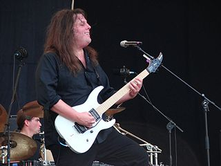 Michael Romeo American musician