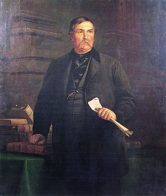 Minister of Justice (Hungary) - Image: Szekely deak