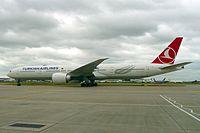 TC-LKC - B77W - Turkish Airlines