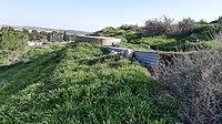 TEL EL KHUWEILFE - bunker 2.jpg