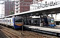 TRA EMC708 and EMC702 at North Hsinchu Station 20121229.jpg