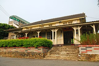 Xinpu railway station Railway station located in Miaoli, Taiwan.
