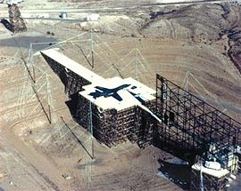 TRESTLE EMP simulator - B1B Bomber - Kirtland Air Force Base - 1989.jpeg