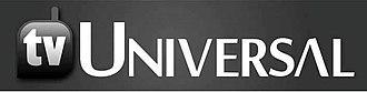 TV Universal - Image: TV Universal