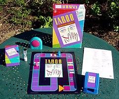 Tabu Spiel Online