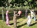 Tajik Youth and Deputy Chief of Mission Quast Play Games (4865447975).jpg