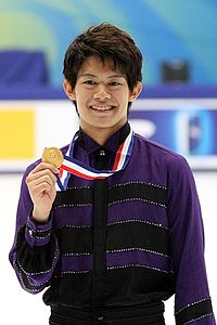 Takahiko Kozuka at 2010 Cup of China.jpg