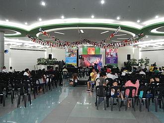 Talentadong Pinoy - Talentadong Pinoy audition at SM City Baliwag in Baliuag, Bulacan
