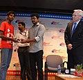 Tamil Film actor Vijay Celebrating World Environment Day at the U.S. Consulate Chennai 10.jpg