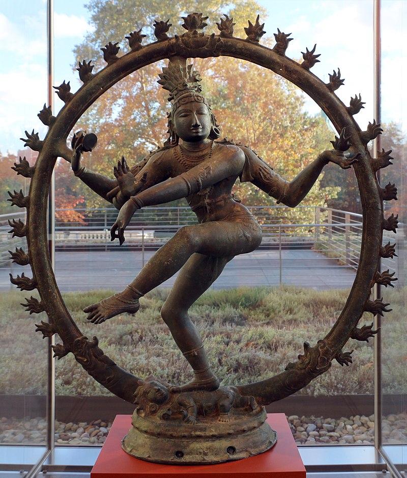 Tamil nadu, nataraja, shiva come signore della danza, xi secolo.jpg