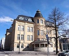 Tampereen klassillinen lukio – Wikipedia