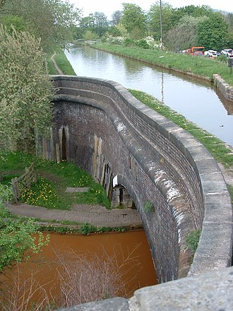 Trent and Mersey Canal - Image: Tand M Macclesfield