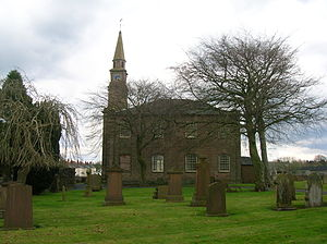 Tarbolton - Tarbolton church.