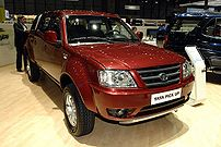 Tata Pick-Up (also known as Tata Xenon)