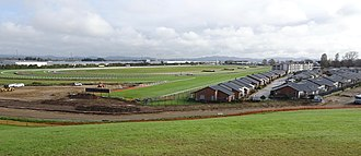 Te Rapa - Te Rapa racecourse and part of Forest Lake Gardens Retirement Complex