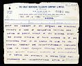 Telegram from Sun Yat Sen Wellcome L0040638.jpg