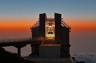 Galileo National Telescope 3.58m Italian telescope
