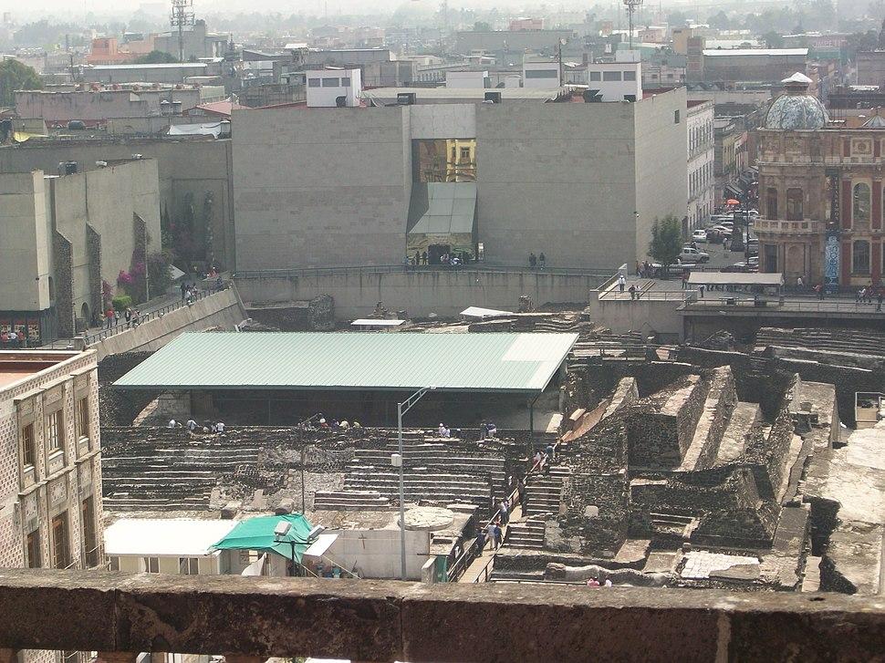 Templo Mayor 50