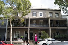 Many Of Sydney S Terraces Have Been Subjected To Gentrification Such As These In Kirribilli New South Wales