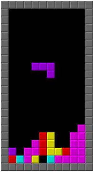 Stereopsis recovery - A modified version of the game Tetris is in use for dichoptic training.