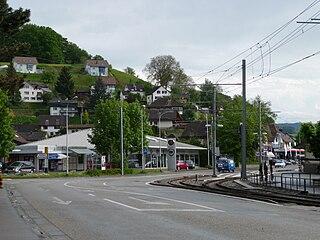 Teufenthal Municipality in Switzerland in Aargau