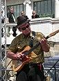 Texas Schrammeln, Oliver Gruen 20090426 123 (with Trio Wien as audience).jpg
